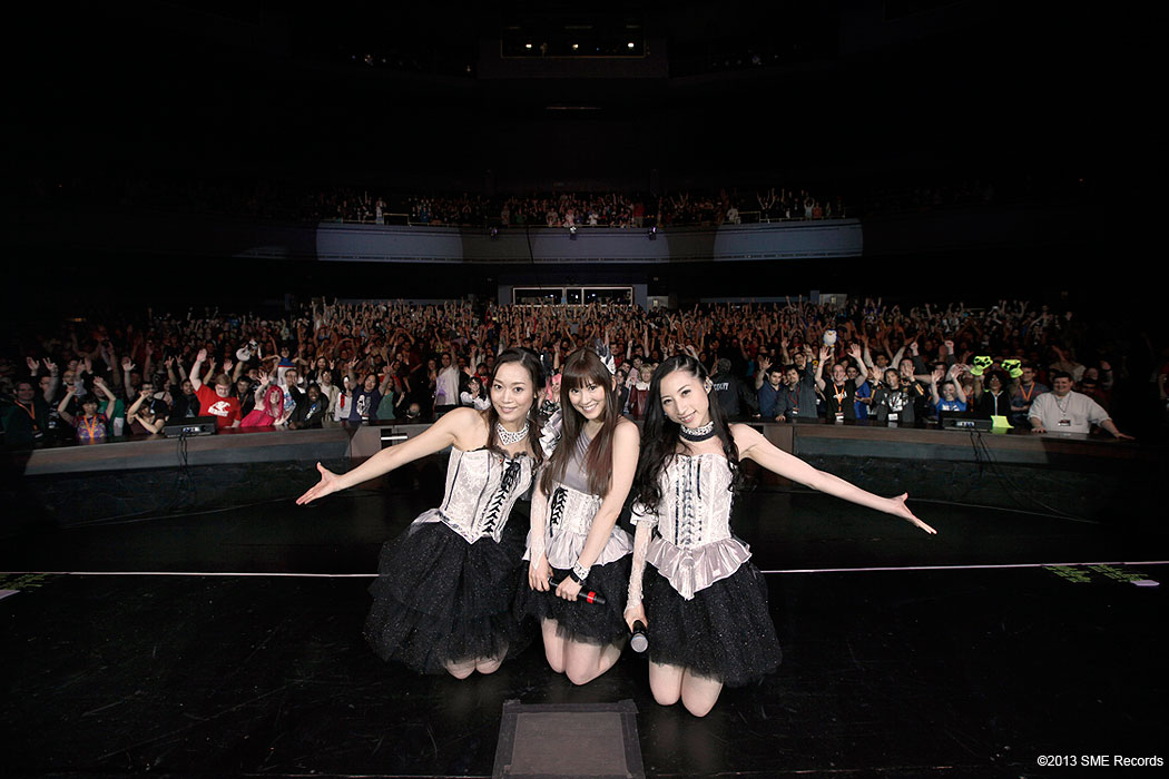 Kalafina Interview and Photos from Anime Central