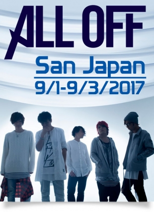 San Japan - Musical Guests - ALL OFF